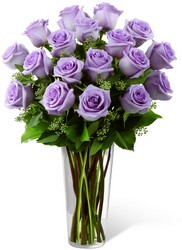 The FTD Lavender Rose Bouquet from Lloyd's Florist, local florist in Louisville,KY
