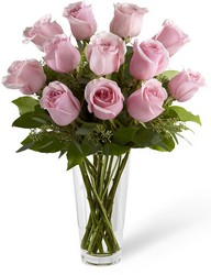 The FTD Pink Rose Bouquet from Lloyd's Florist, local florist in Louisville,KY