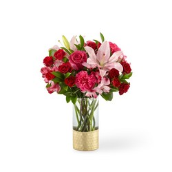 The FTD Be My Beloved Bouquet
