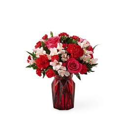 The FTD Adore You Bouquet